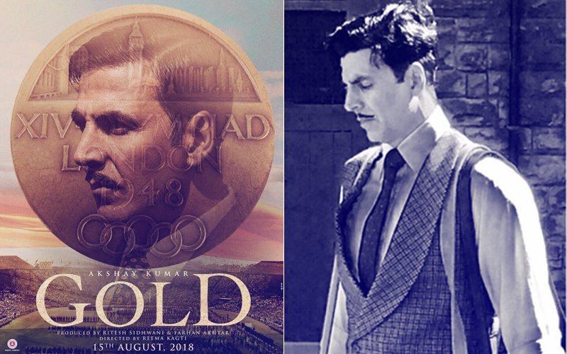 Akshay Kumar Shares The First Poster Of Gold; Film Releases On Independence Day Next Year