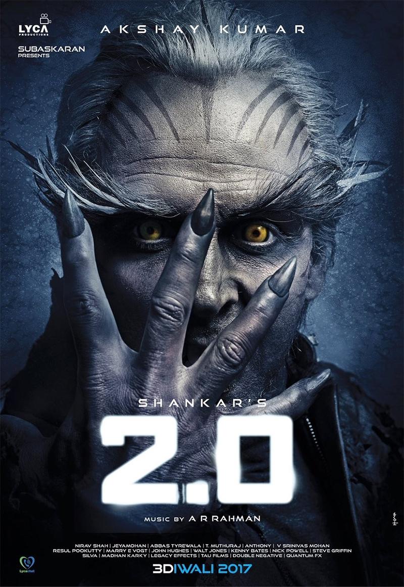 akshay kumar in 2 0