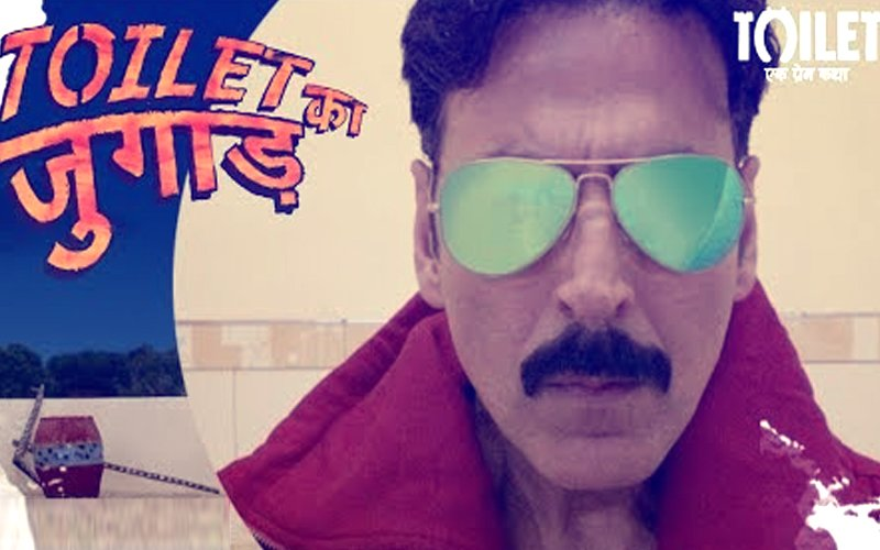 Toilet-Ek Prem Katha: Akshay Kumar Hits The Right Note In Toilet Ka Jugaad