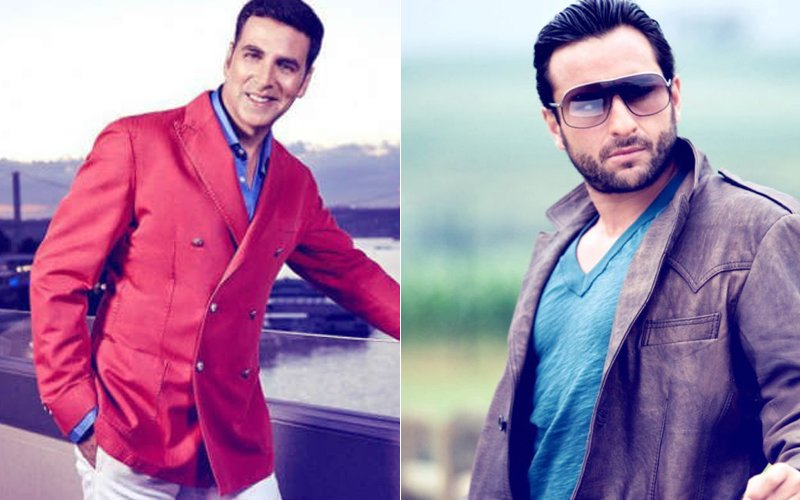 Akshay Kumar & Saif Ali Khan To Reunite After 9 Years!
