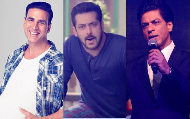 Salman Khan To Shah Rukh Khan & Akshay Kumar: Competing With My Bigg Boss Will Be Tough