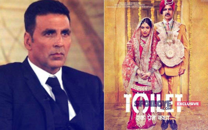 WHAT! Akshay Kumar-Bhumi Pednekar's Toilet: Ek Prem Katha Leaked?