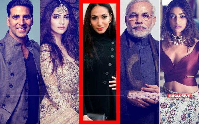 All About Akshay-Twinkle-Sonam-Radhika, Periods, Pad Man & Narendra Modi: Producer Prernaa Arora