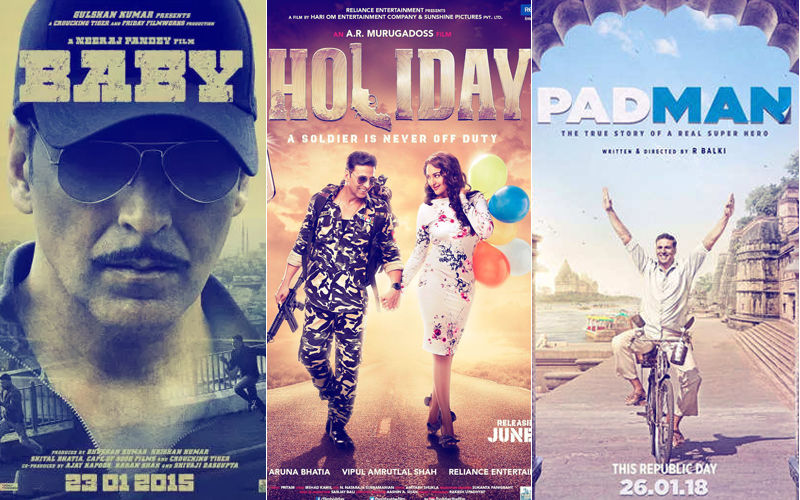Akshay Kumar: 9 Films That Changed Khiladi Kumar's Box-Office Image