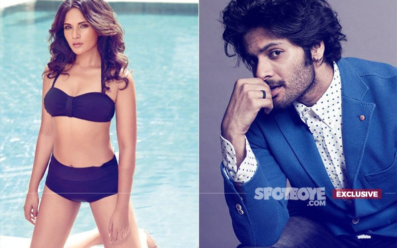 Richa Chadha Confesses: I Was The SECRET GIRL With Ali Fazal In Los Angeles!
