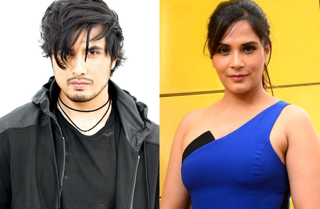 ali zafar and richa chadda