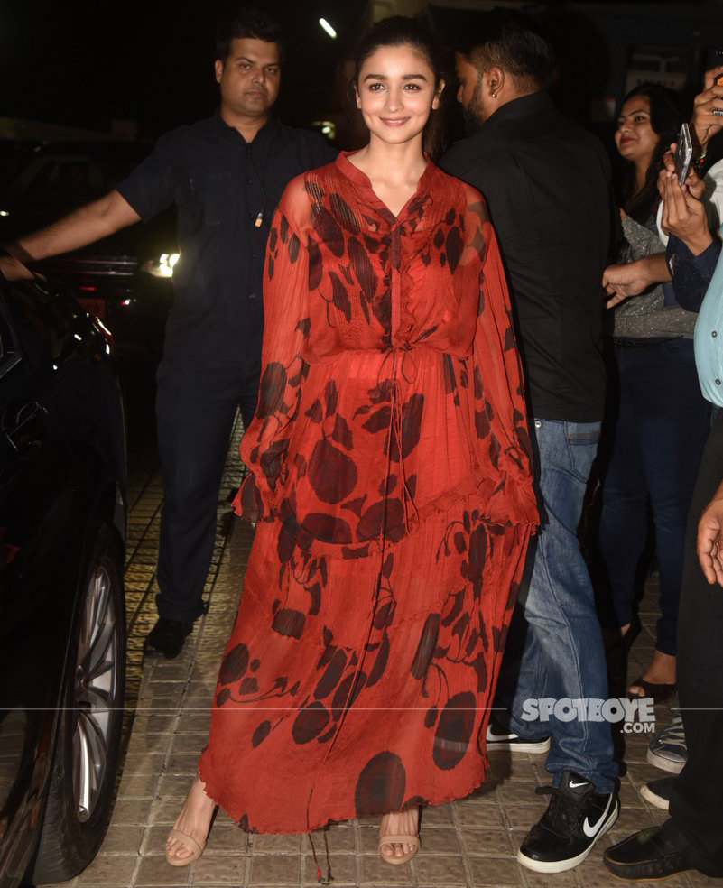 alia bhatt at the judwaa 2 screening