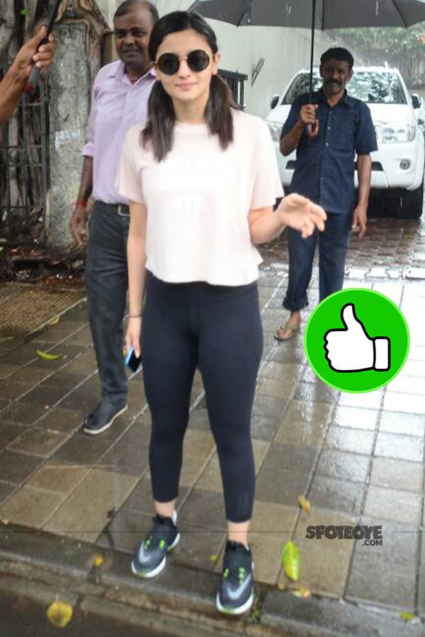 alia bhatt snapped leaving vishesh films office