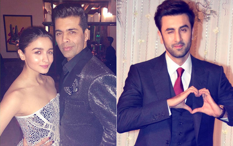Karan Johar: Have Told Ranbir Kapoor's Girlfriend That He Will Make The Best Husband In The World. Ahem!