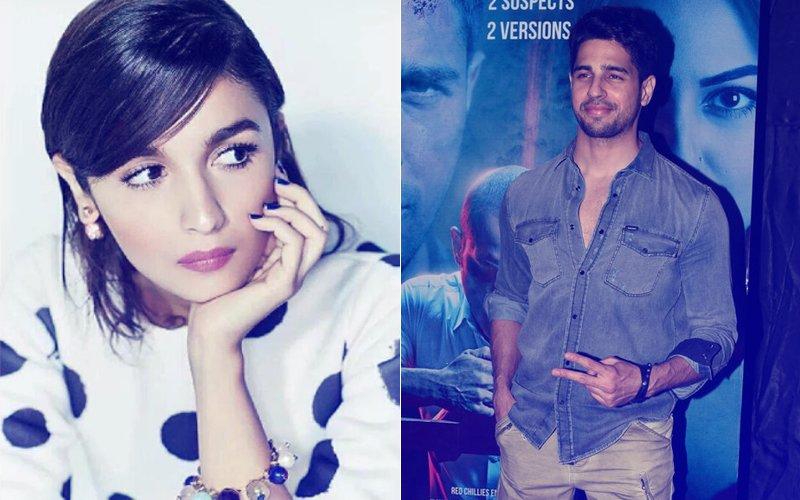 We Know Why Alia Bhatt SKIPPED Boyfriend Sidharth Malhotra's Ittefaq Screening...