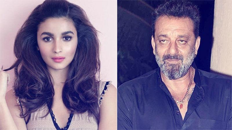 Alia Bhatt & Sanjay Dutt Say Yes To Mahesh Bhatt's Sadak 2