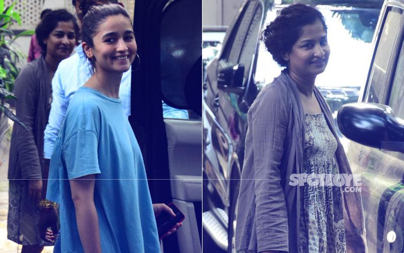 Alia Bhatt Meets Dear Zindagi Director Gauri Shinde. Is A Movie On The Cards?