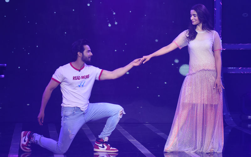 Varun Dhawan & Alia Bhatt Give A Funny Twist To 'Ishq Wala Love' From SOTY