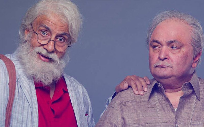 अमिताभ बच्चन और ऋषि कपूर की फिल्म '102 नॉट आउट' ने दो दिन में कमा लिए इतने करोड़ रुपए
