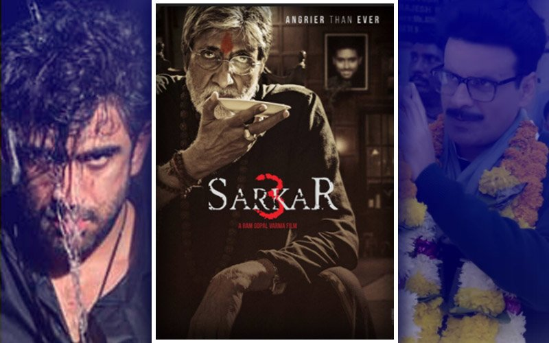 Movie Review: Sarkar 3 Is The Same Old Stuff, As Bland As A Fast-Food Cheeseburger