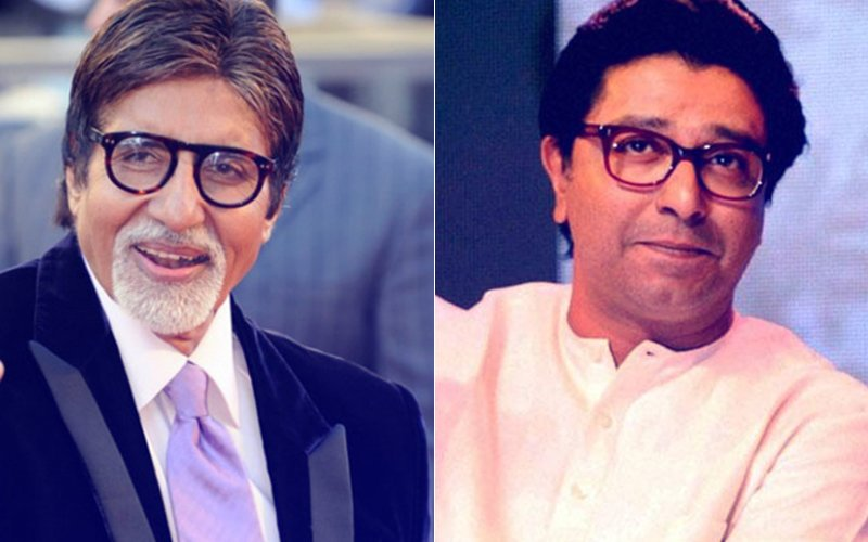 Raj Thackeray's Special Gift To Amitabh Bachchan On His 75TH Birthday
