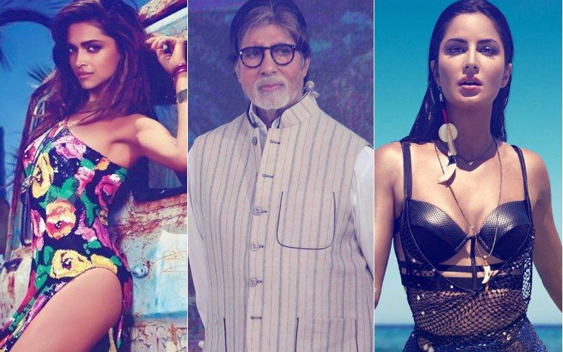 Amitabh Bachchan Sends Out JOB APPLICATION To Work With Deepika Padukone & Katrina Kaif