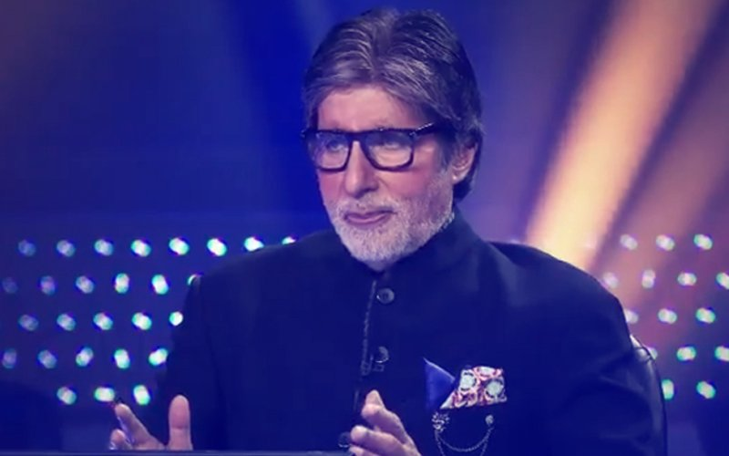 Amitabh Bachchan: Constant Talking For KBC 9 Has Infected My Vocal Chords