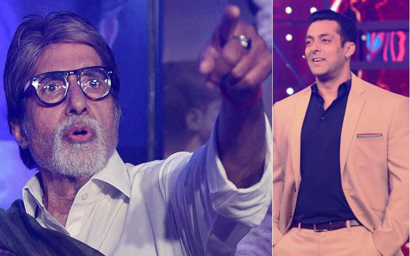 जानिए क्यों ट्विटर पर अमिताभ बच्चन ने लिखा सलमान खान का नाम