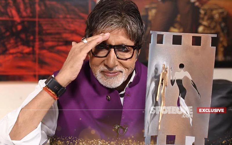 Amitabh Bachchan: I Am Very Proud That My First Child Is A Daughter
