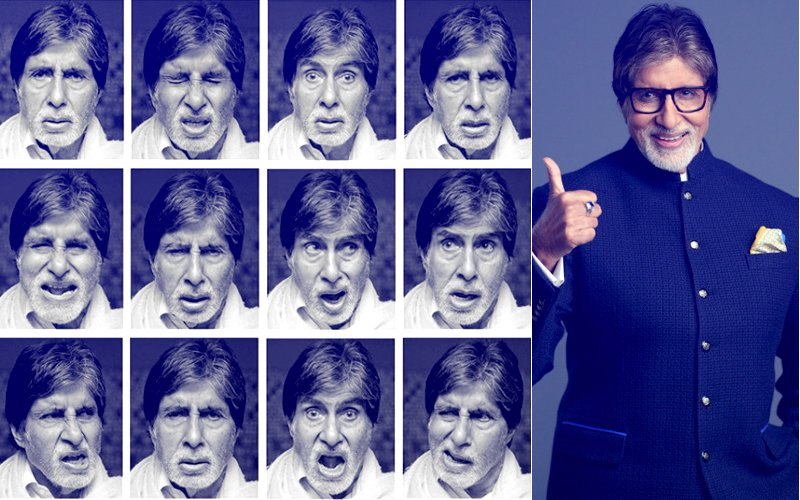 Amitabh Bachchan's Look Test For An Upcoming Film Will Make You LOL