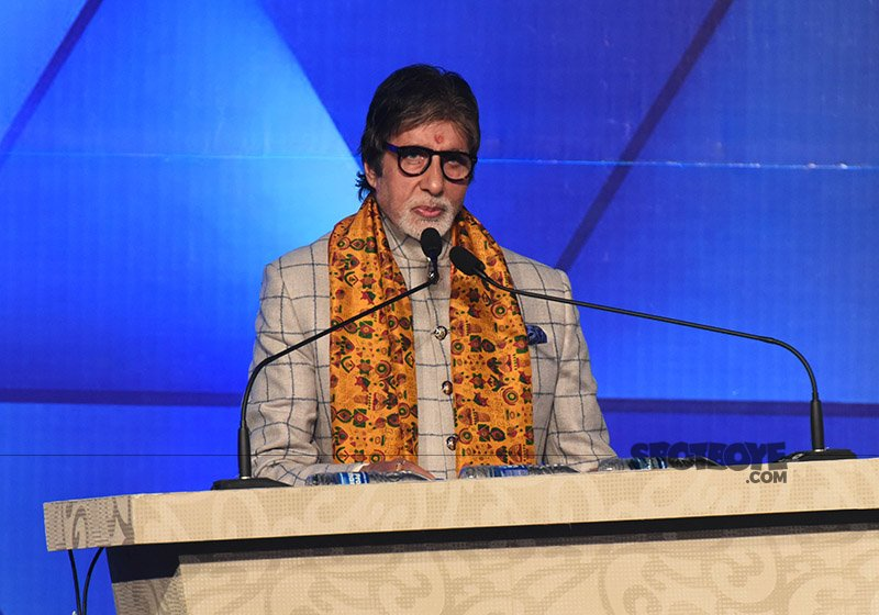 amitabh bachchan will be conferred with the indian film personality of the year