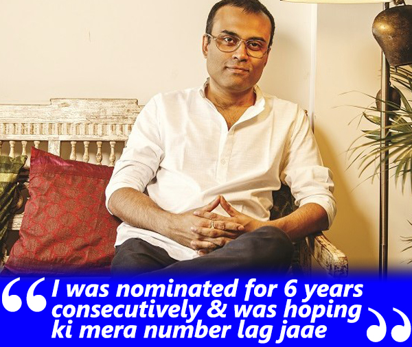 amitabh bhattacharya spotboye salaam exclusive interview with vickey lalwani talking about his wait for an award