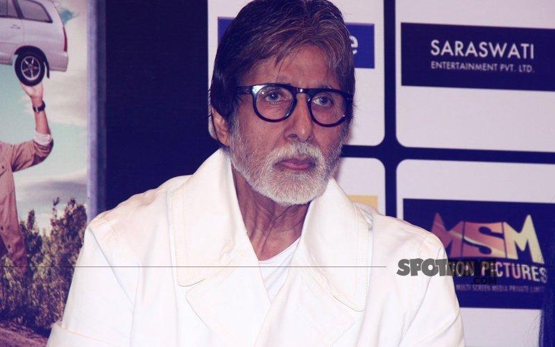 जोधपुर में अमिताभ बच्चन की तबियत खराब, चार्टर प्लेन से लाया जायेगा मुंबई वापस