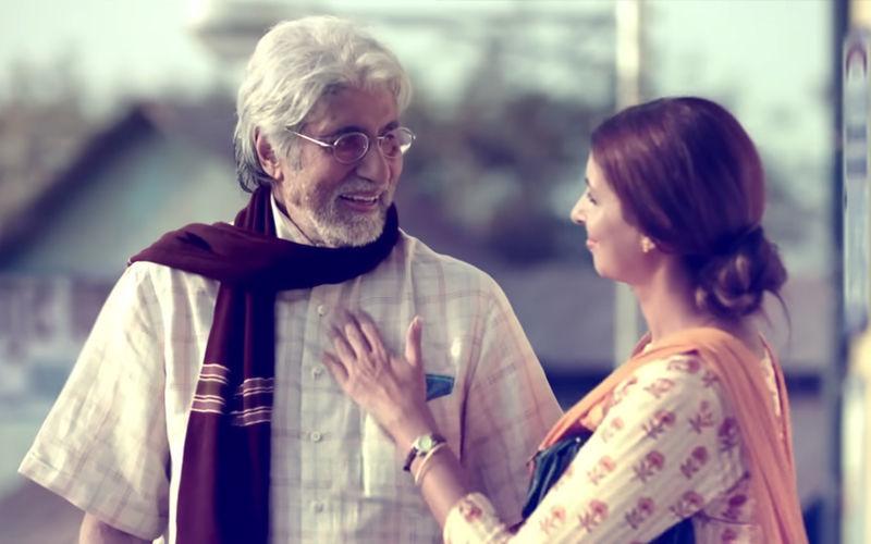महानायक अमिताभ बच्चन और श्वेता बच्चन के एड को रोका गया,  जमकर हो रहा था विरोध