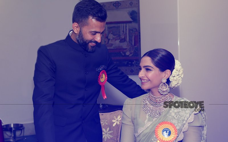 Anand Ahuja Announces That Sonam Kapoor Is His 'Fave' On Social Media