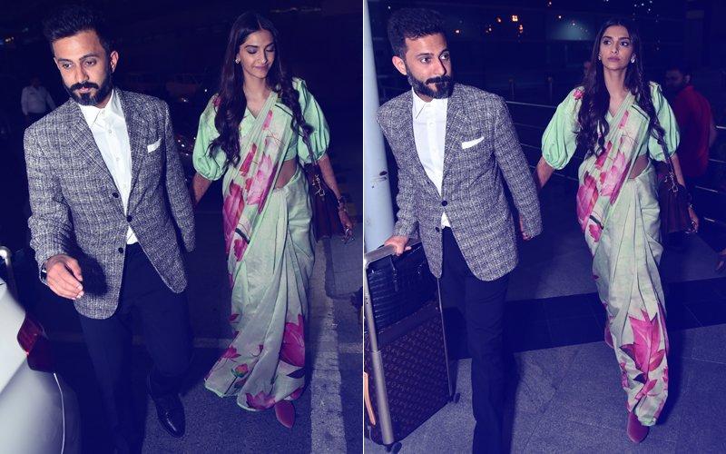 नहीं खत्म हुआ है सोनम-आनंद की शादी का जश्न, दिल्ली में हो सकती है शानदार पार्टी