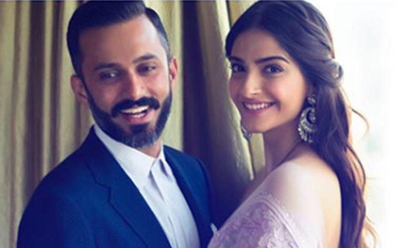 Anand Ahuja Makes Further Inroads Into Sonam Kapoor's Family