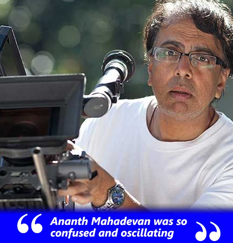 ananth mahadevan producer of aksar 2