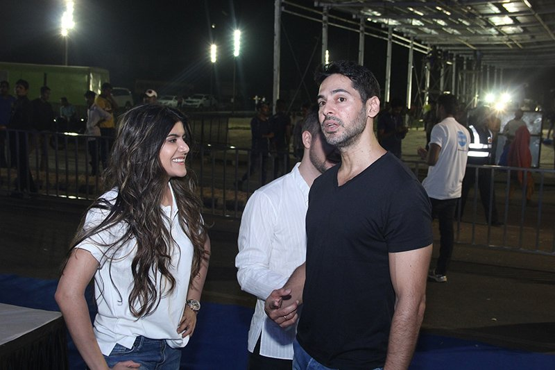 ananya birla and dino morea at mpower presents genm arijit singh music concert
