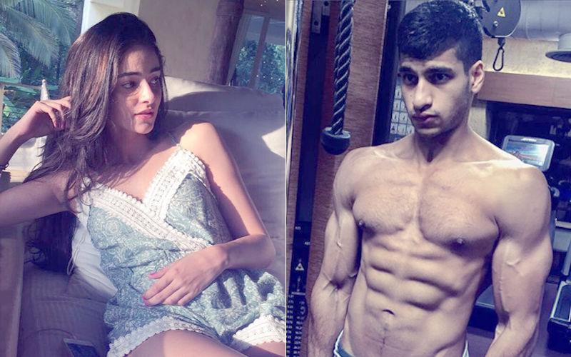 Ananya Panday Dating Karan Jaising, Son Of Fashion Designer Monisha Jaising?