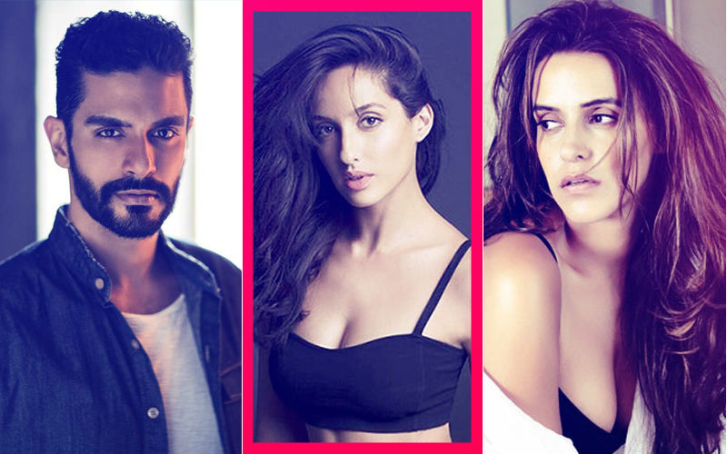 """Who Is Angad?"" Nora Fatehi's Shocking Reaction When Asked About Ex-Boyfriend's Marriage To Neha Dhupia"