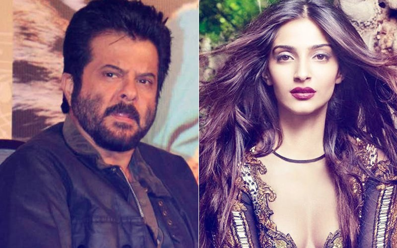 Anil Kapoor Gets Trolled For Wasting Water; Daughter Sonam Kapoor Comments With A Face-Palm