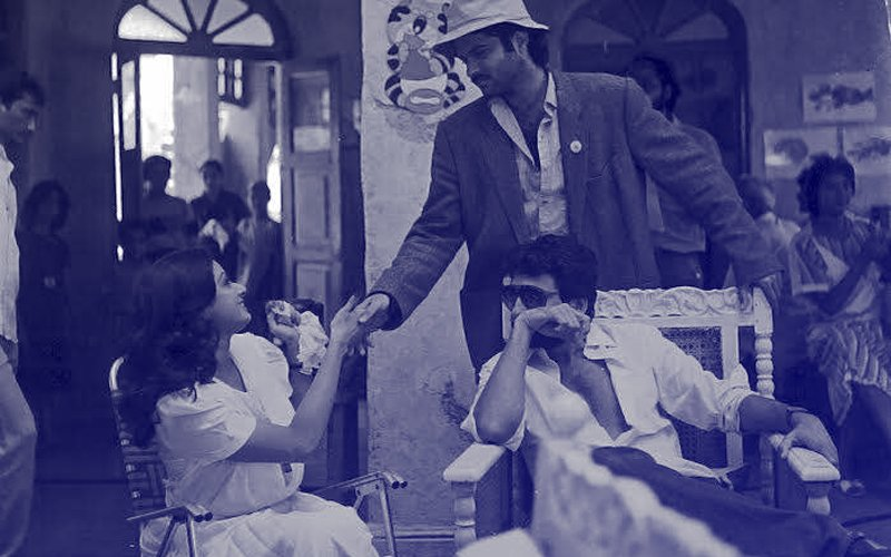 Mr. India Completes 30 Years; UNSEEN On-Location Pictures From Anil Kapoor-Sridevi's Cult Film