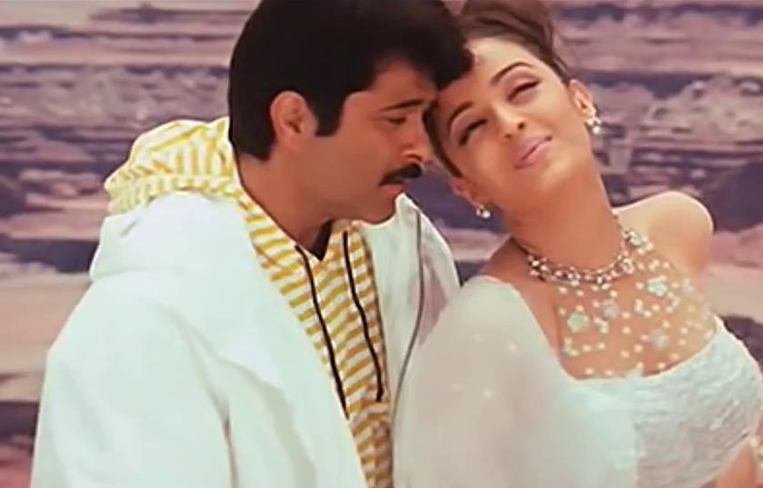 anil kapoor with aishwarya rai bachchan