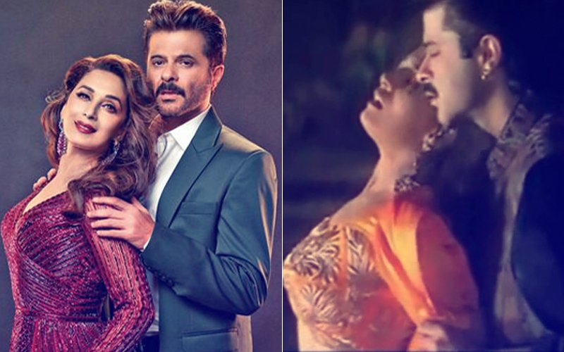 First Look: Madhuri Dixit & Anil Kapoor Recreate 'Dhak-Dhak' Moment In Total Dhamaal