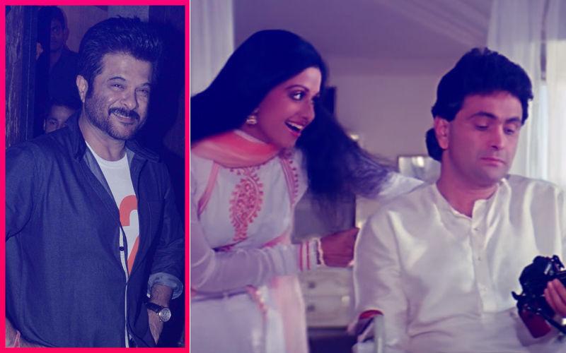 अनिल कपूर ने किया खुलासा, इस वजह से श्रीदेवी के अपोजिट फिल्म 'चांदनी' करने से किया था मना