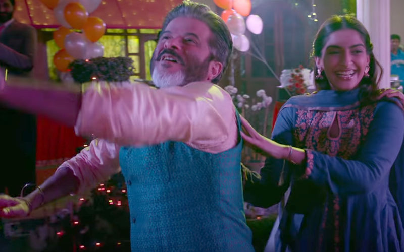 Ek Ladki Ko Dekha Toh Aisa Laga Teaser: Witness Sonam & Anil Kapoor Share Screen For The First Time