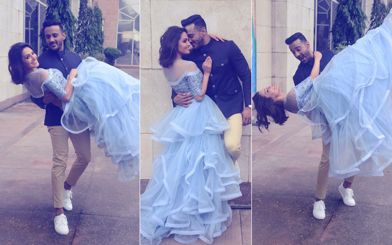 First Look: Anita Hassanandani & Hubby Rohit Reddy's Romantic Photoshoot