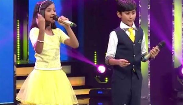 anjali gaikwad and shreyan bhattacharya winners of sa re ga ma pa lil champs