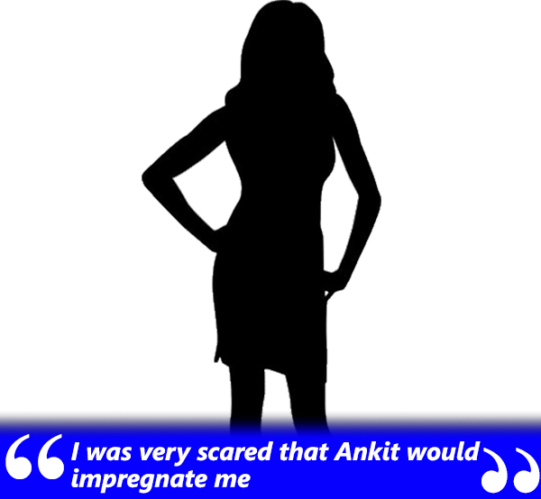 ankit tiwari rape case victim speaks to spotboye