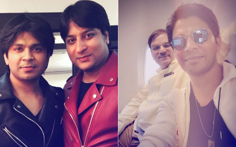 Ankit Tiwari Rises In Defence Of Dad Accused For 'Inappropriately Touching' Kambli's Wife