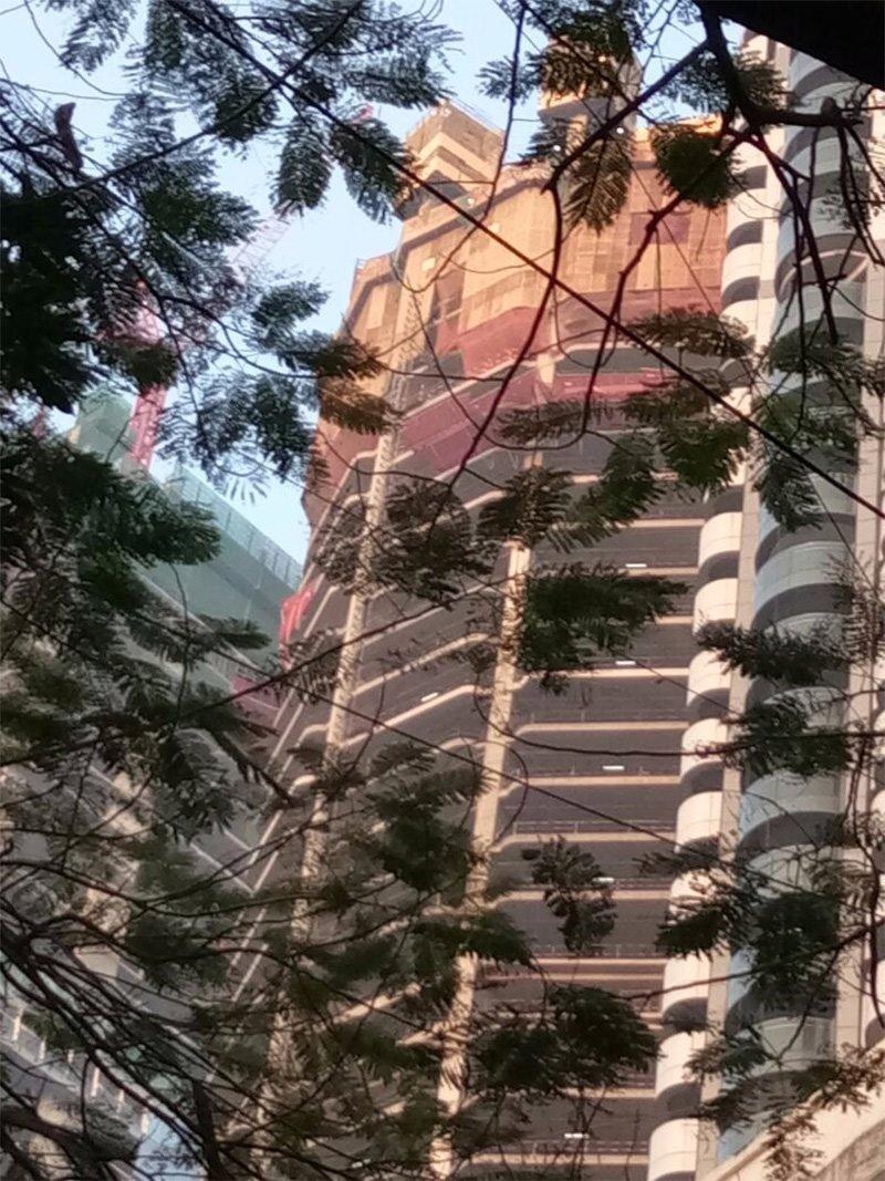 anushka sharma and virat kohli house in worli under construction