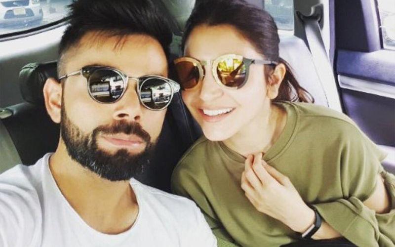 Virat Kohli Has A Challenge For Wife Anushka Sharma. Guess What?