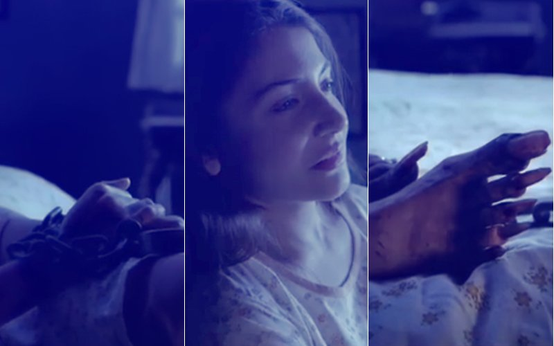 Pari TEASER: A CHAINED Anushka Sharma Will SPOOK You Out!