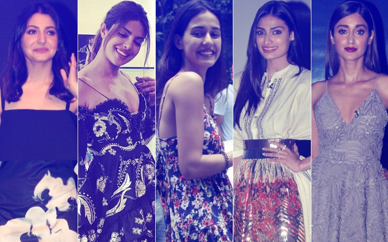 STUNNER OR BUMMER: Anushka Sharma, Priyanka Chopra, Disha Patani, Athiya Shetty Or Ileana D'Cruz?